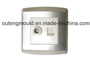 Wall Switch Plastic and Metal Mould for Household Appliances pictures & photos