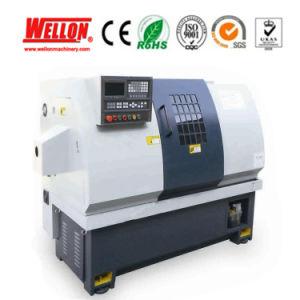 Flat Bed Horizontal CNC Turning Lathe Machine Ck6136 6136b 6140 pictures & photos