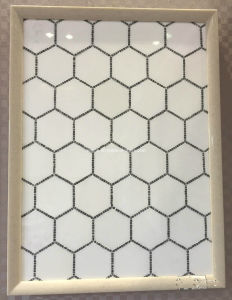 Hexagon White Marble Mosaic and Mosaic Tiles pictures & photos