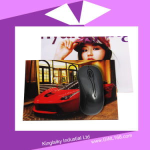 Us Standard Mouse Pad in Full Color Printing Gift P016-017 pictures & photos