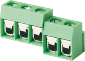 UL PCB Screw Terminal Block for Welding Connection (WJ126R-5.0) pictures & photos