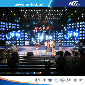 P3.84mm Aluminum Die-Casting Rental (576*576) Indoor Stage LED Display Panel Screen pictures & photos