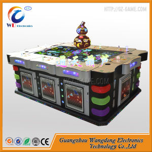 8 Players Fishing Arcade Video Game Machine in Amusement Center pictures & photos