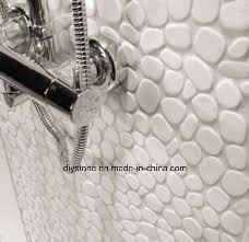 White China Tile White Color 30X30cm Pebble pictures & photos