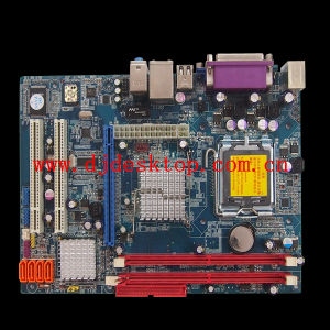 High Speed G31 Chipset LGA 775 Support DDR3 ATX Motherboard pictures & photos