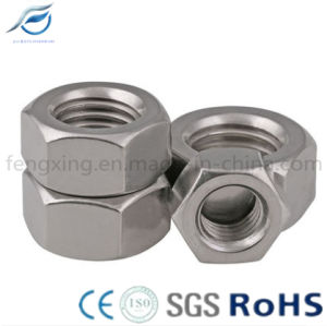 DIN934 High Quality Carbon Steel Hex Nut