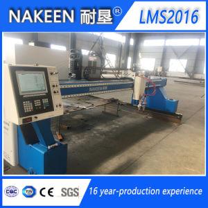 Gantry CNC Plasma Metal Cutting Machine by Nakeen
