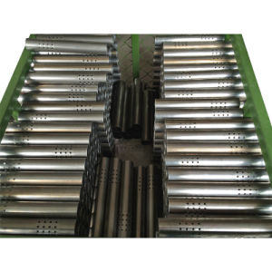409 Stainless Steel Perforated Pipe for Exhaust