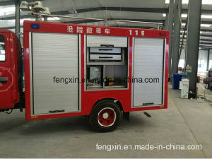 Aluminum Rolling Door for Fire Truck Emergency Rescue Vehicles pictures & photos