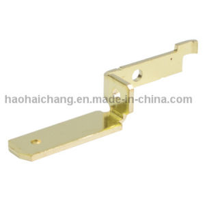 Auto Parts Stainless Steel Stamping Terminal with Top Quality pictures & photos