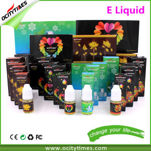 Professional Manufactuerer Liquid Wholesale E Smoking Liquid with Flavor Custom pictures & photos