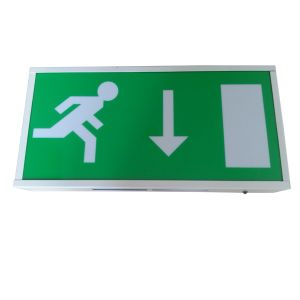Rechargeable Indoor LED Exit Sign pictures & photos