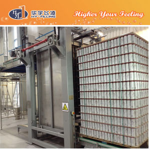 Hy-Filling Orange Juice Glass Depalletizer Machine pictures & photos