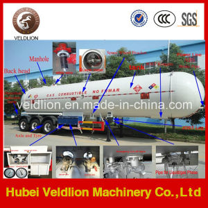 58m3, 58, 000 Litres Gas Tank pictures & photos