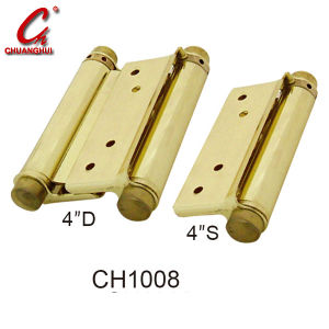Hardware Accessories Spring Door Hinge pictures & photos