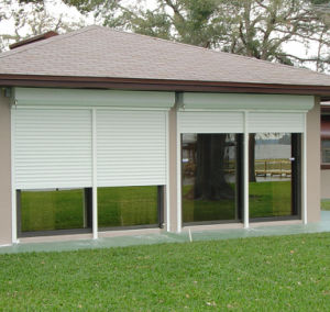 Hurricane Roll-up Shutter, Security Shutter pictures & photos
