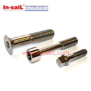 Stainless Steel Square Head Screws with Waisted Shank pictures & photos