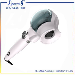 Best Selling for Christmas Steam Hair Curler Machine with Gift Box pictures & photos