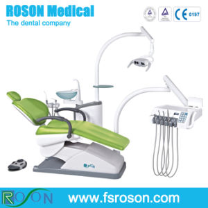 Completed Dental Unit, Dental Chair Product with Dental Stool
