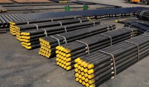 "76mm API 2 3/8"" DTH Drilling Tube Drilling Rod Drilling Pipe pictures & photos"