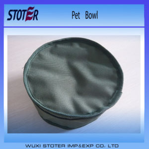 High Quality Pet Traveling Products Colllapsible Dog Bowl
