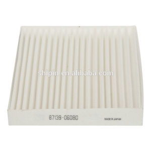 Auto Spare Parts 87139-06080 Car AC Air Filter for Toyota pictures & photos