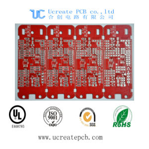 PCB with 4 Layers 1.6mm Gold 1oz Copper pictures & photos