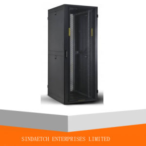 Server Cabinet and Network Rack with High-Density Vented Door pictures & photos
