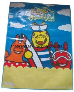 Portable Outdoor Folding BOPP Lamination PP Beach Mat pictures & photos
