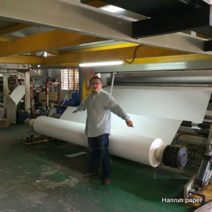 126′′/3.2m Large Grand Sublimation Transfer Paper Roll for Reggaini Printer