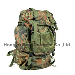 Camouflage Outdoor Brand Large Military Combat Backpack pictures & photos