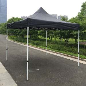 3X3m Hot Sale Outdoor Steel Frame Pop up Gazebo pictures & photos
