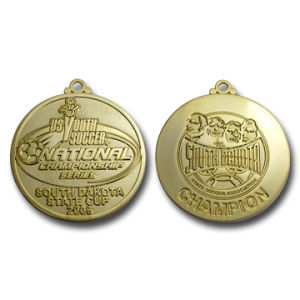 Creative Shape Medals with Antique Bronze Plating pictures & photos