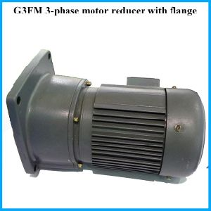 G3FM Flange Mounting Helical Gearmotor pictures & photos