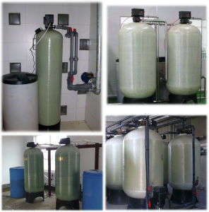 Automatic Water Softener with Fleck 3900 Valve Head for Water Treatment pictures & photos