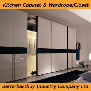 Luxury Bedroom Furniture Wardrobe pictures & photos