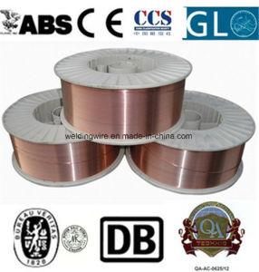 Er70s-6 Carbon Steel Alloy Steel Welding Wire pictures & photos