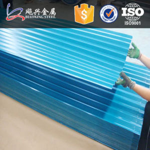 Bottom Price Useful Colored Tensil Strength Steel Roofing Sheets pictures & photos
