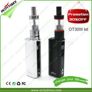 New Adjustable Voltage Ot30W Box Mod Electronic Cigarette Wholesale pictures & photos