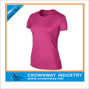 Cheap Challenger Fashion Dri- Fit Running Top for Women pictures & photos