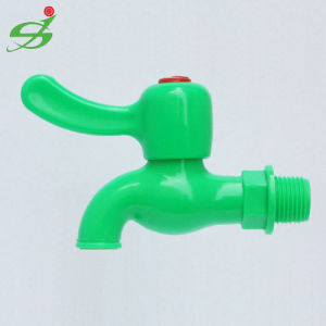 Plastic Water Tap for Wahing Machine pictures & photos