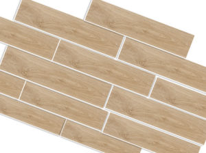 150*600mm Rustic Wooden Floor Tile (RL6G011)