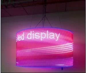 P6.67 Soft /Flexible LED Displays /Can Be Any Shape LED Displays pictures & photos