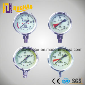 Glow Mini Pressure Gauge (JH-YL-G) pictures & photos