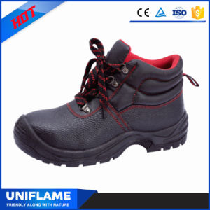 Work Shoes, Leather Safety Boots Ufb015 pictures & photos