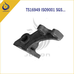 Ts16949 Certificated CNC Machining Iron Casting Bracket pictures & photos