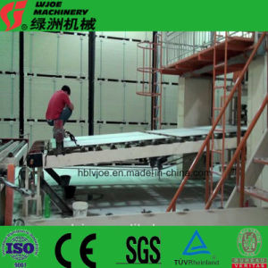 Most Popular Gypsum Plaster Board/Drywall Production Line/Making Machine pictures & photos