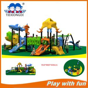 Kids Used School Outdoor Playground Equipment for Sale pictures & photos