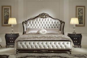 Classical Wooden Bedroom Furniture-Fes-C3001d Bedroom