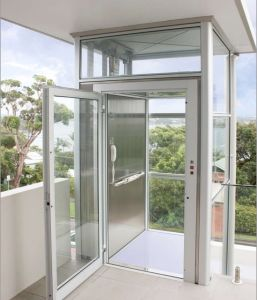Grv20 Hydraulic Drive Villa Lift pictures & photos